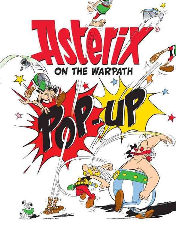 Asterix: Asterix on the Warpath