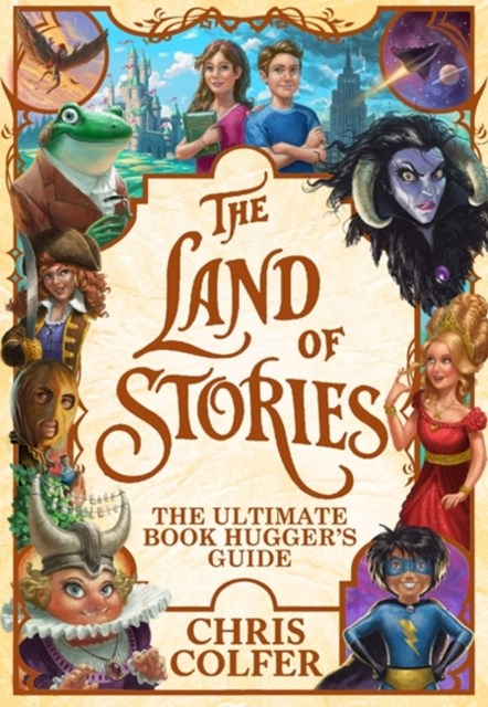 Land of Stories Ultimate Book of Huggers Guide