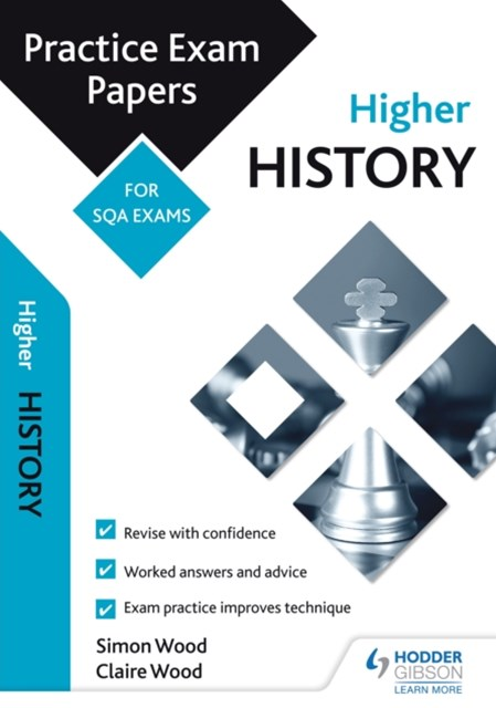 (ebook) Higher History: Practice Papers for SQA Exams