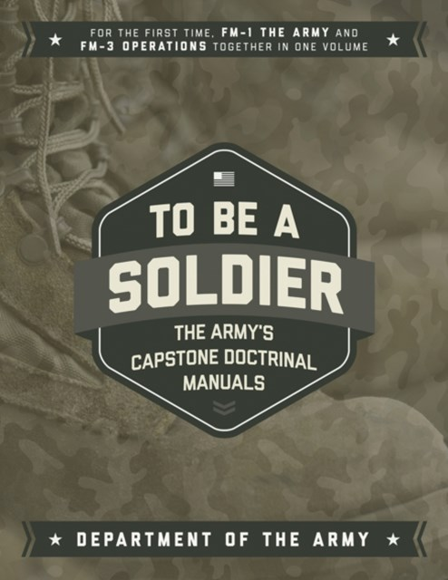 (ebook) To Be a Soldier
