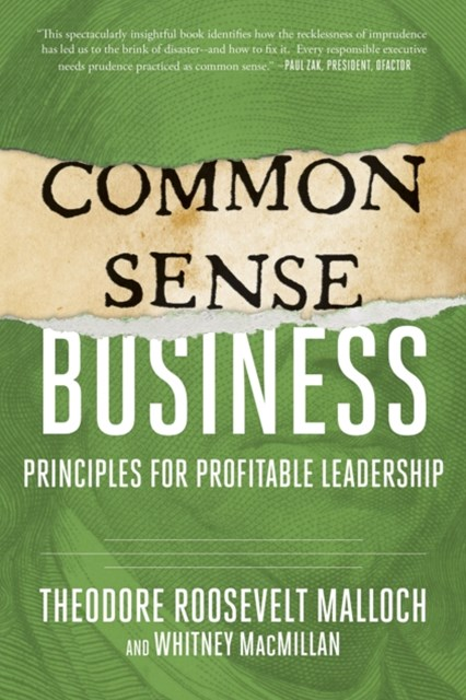 (ebook) Common-Sense Business