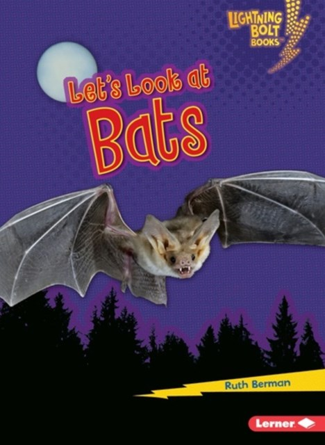 (ebook) Let's Look at Bats