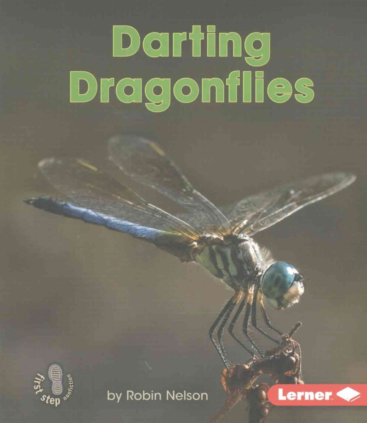 Darting Dragonflies - First Steps Backyard Critters