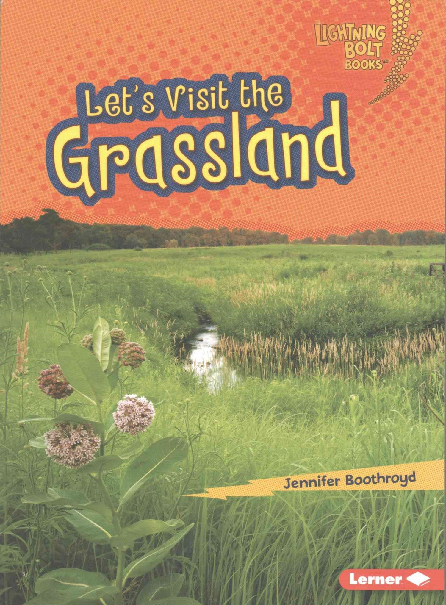 Lets Visit the Grassland - Biome Explorers - Lightning Bolt