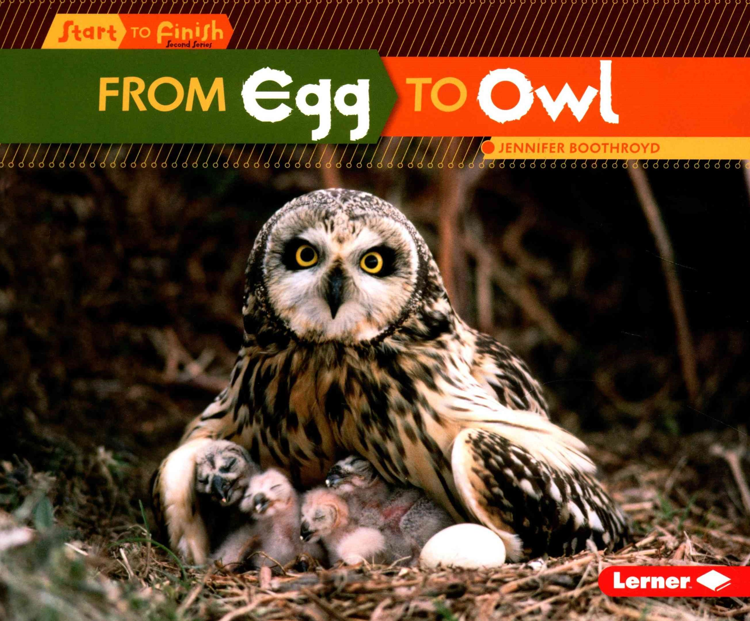 From Egg to Owl - Start to Finish Cycles