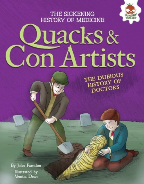 Quacks and Con Artists