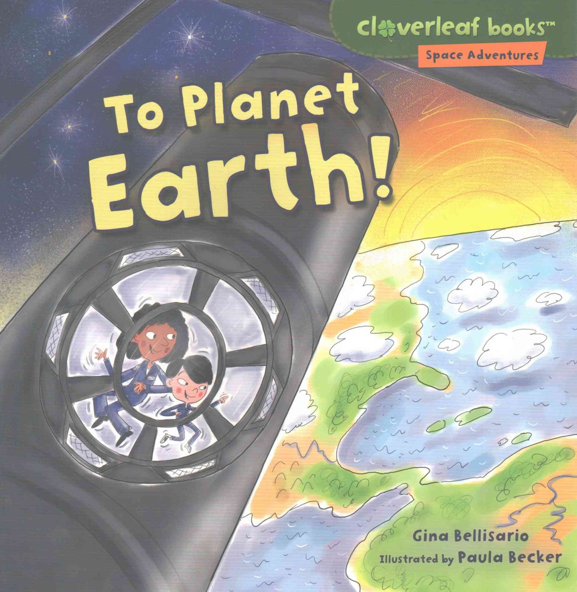 To Planet Earth - Space Adventures