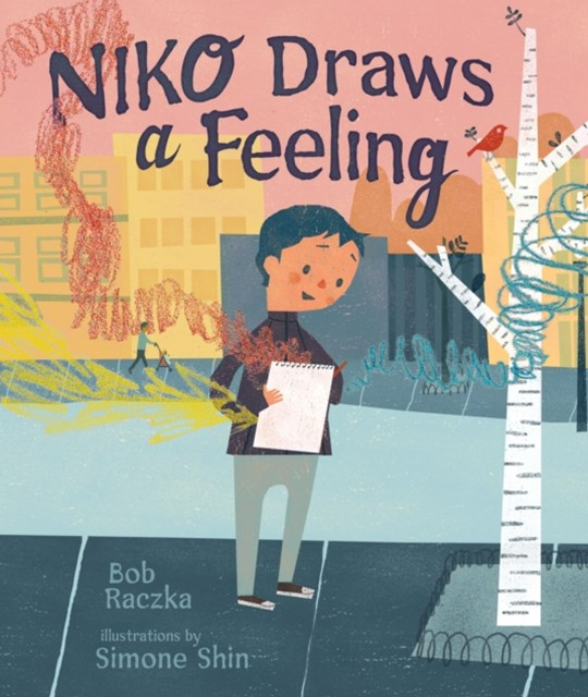 Niko Draws a Feeling