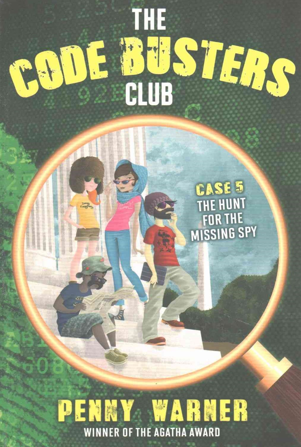 The Hunt for the Missing Spy - The Code Busters Club
