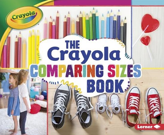 Crayola Comparing Sizes