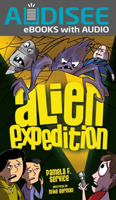 #3 Alien Expedition