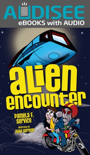 #4 Alien Encounter