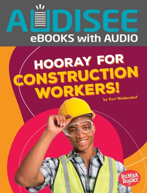 (ebook) Hooray for Construction Workers!