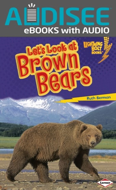(ebook) Let's Look at Brown Bears