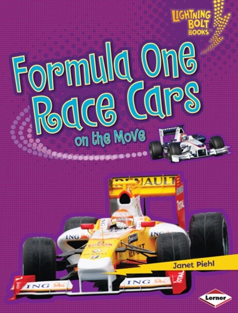 (ebook) Formula One Race Cars on the Move