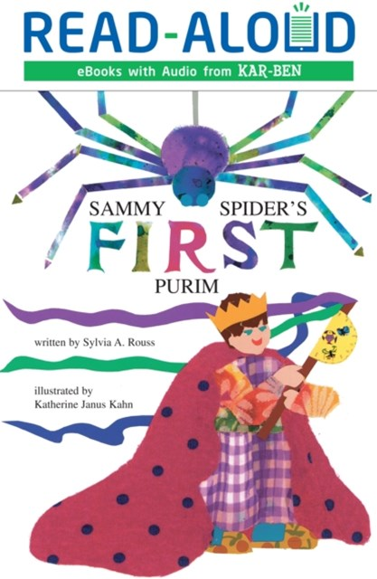 Sammy Spider's First Purim