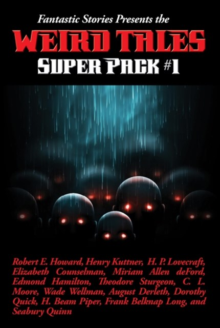 (ebook) Fantastic Stories Presents the Weird Tales Super Pack #1
