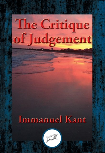(ebook) Critique of Judgment
