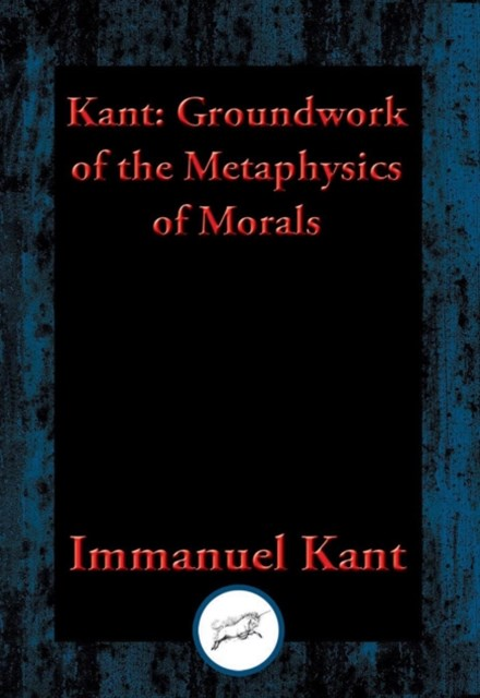 (ebook) Groundwork for the Metaphysics of Morals