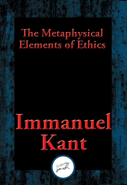 (ebook) Metaphysical Elements of Ethics