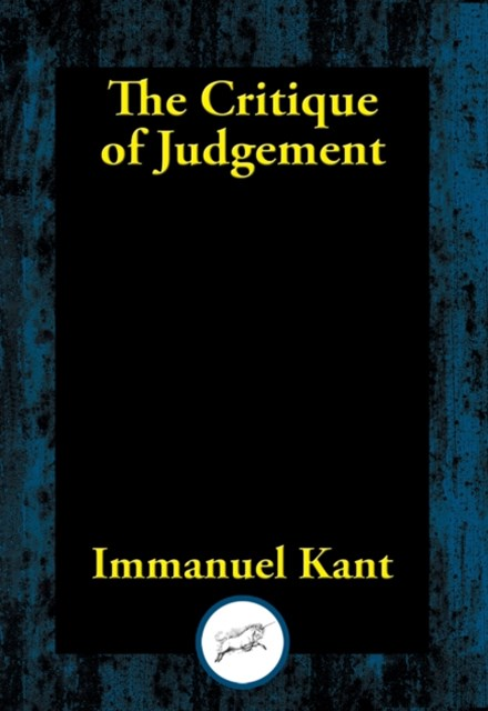 (ebook) Critique of Judgement