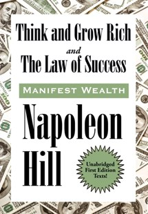 (ebook) Think and Grow Rich and The Law of Success In Sixteen Lessons - Business & Finance Careers