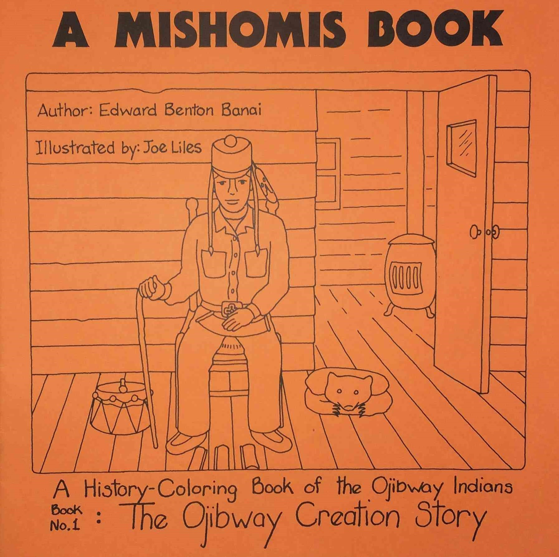 Mishomis Book (Set of Five Coloring Books)