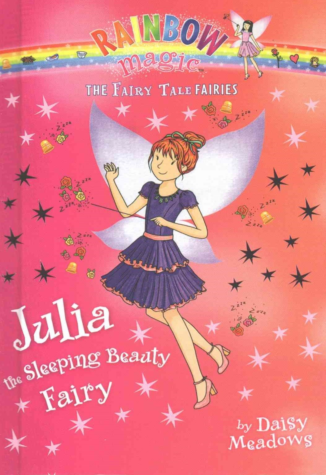 Julia the Sleeping Beauty Fairy