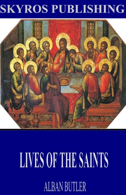 (ebook) Lives of the Saints