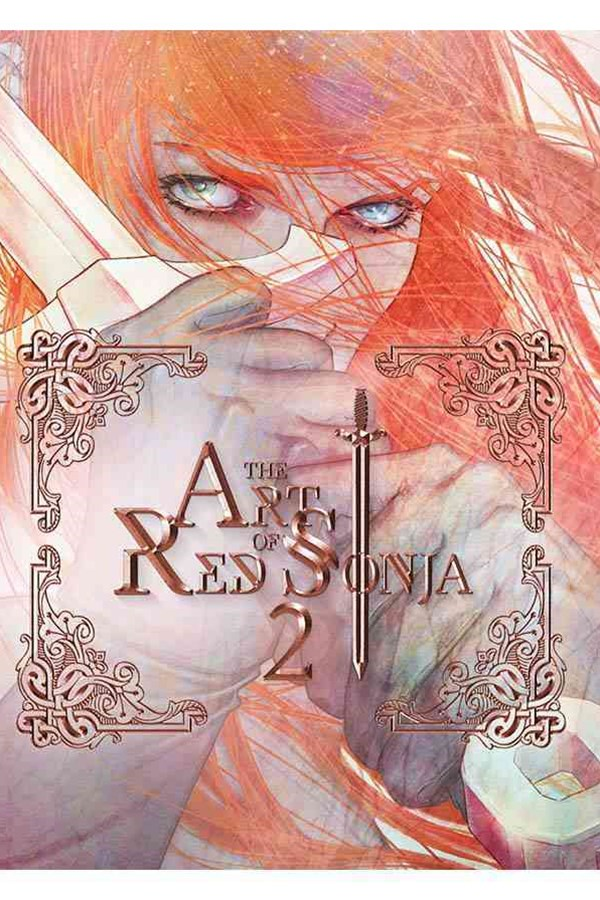 Art of Red Sonja Volume 2