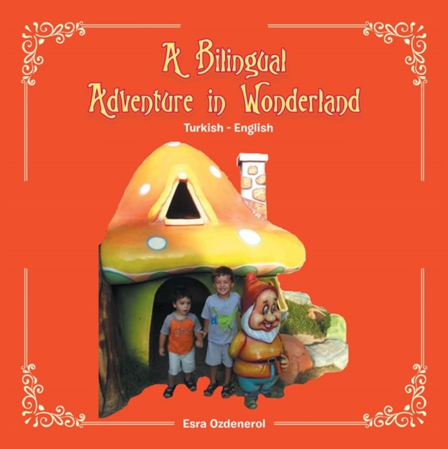 (ebook) Bilingual Adventure in Wonderland