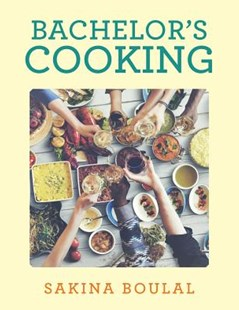 Bachelor's cooking by Sakina Boulal (9781524664374) - PaperBack - Cooking Cooking Reference