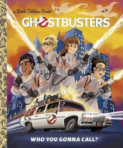 LGB Ghostbusters: Who You Gonna Call (Ghostbusters 2016)