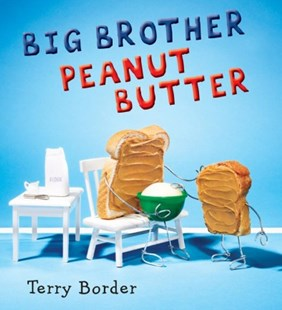 Big Brother Peanut Butter - Children's Fiction Intermediate (5-7)