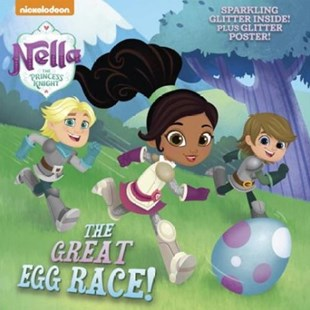 The Great Egg Race! by Courtney Carbone, Steph Lew (9781524768850) - PaperBack - Children's Fiction Intermediate (5-7)