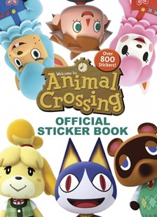 Animal Crossing Official Sticker Book by Courtney Carbone, Random House (9781524772628) - PaperBack - Children's Fiction Intermediate (5-7)