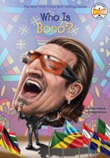 (ebook) Who Is Bono? - Non-Fiction Art & Activity