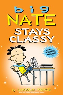 (ebook) Big Nate Stays Classy - Children's Fiction
