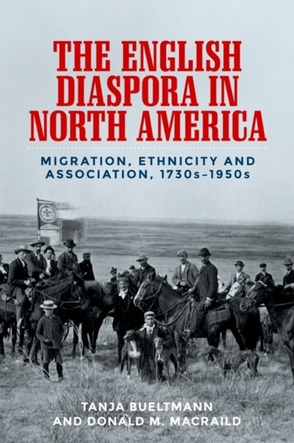 English diaspora in North America