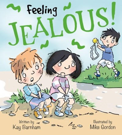 Feelings and Emotions: Jealous