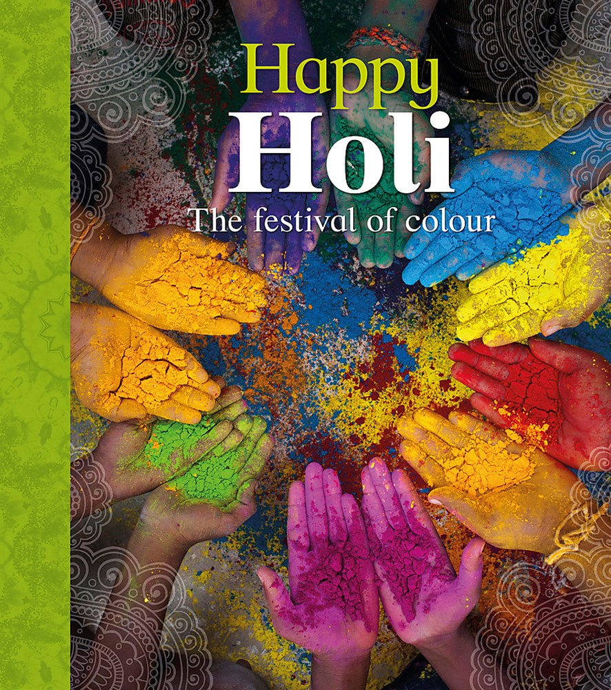 Let's Celebrate: Happy Holi