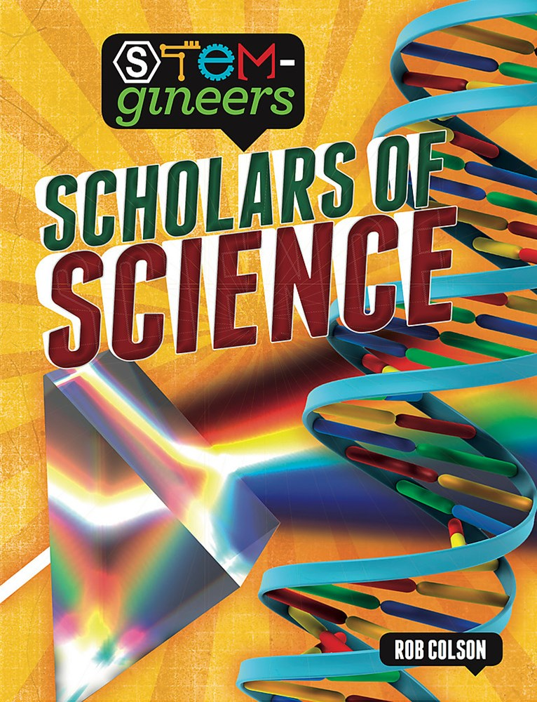 STEM-gineers Scholars of Science