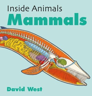 Inside Animals: Mammals by David West (9781526310903) - PaperBack - Non-Fiction Animals