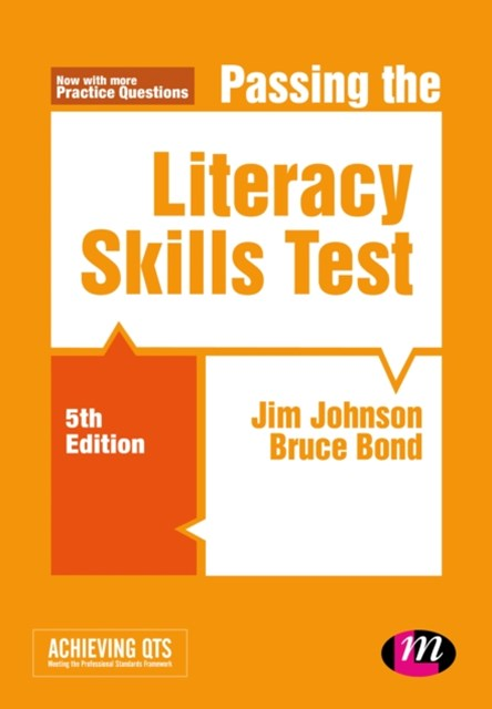 (ebook) Passing the Literacy Skills Test