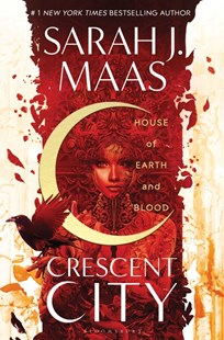 House of Earth and Blood by Sarah J. Maas (9781526610126) - PaperBack - Fantasy