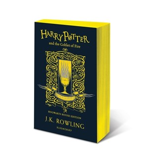 Harry Potter and the Goblet of Fire Hufflepuff Edition by J.K. Rowling (9781526610300) - PaperBack - Children's Fiction