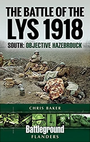 Battle of the Lys 1918: South: Objective Hazebrouck