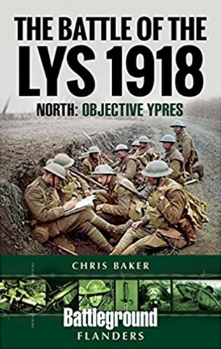 Battle of the Lys 1918: North: Objective Ypres