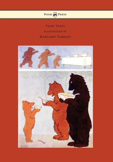 (ebook) Fairy Tales - With 30 Colour Plates and 18 Other Illustrations by Margaret Tarrant