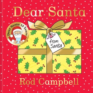 Dear Santa - Children's Fiction Early Readers (0-4)